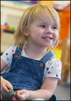 Toddlers at Over the Rainbow Nursery Ashtob